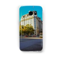 Washington D.C.  Samsung Galaxy Case/Skin
