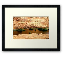 River Coe Framed Print
