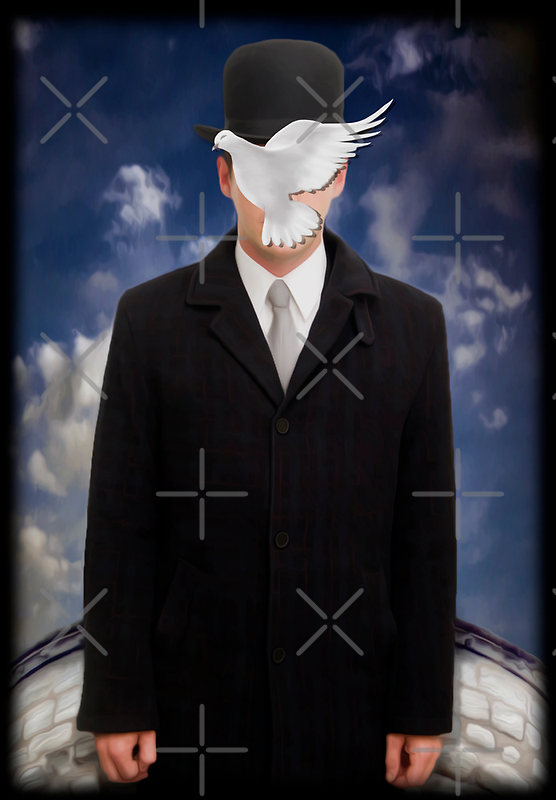 Magritte After The War by Rookwood Studio ©