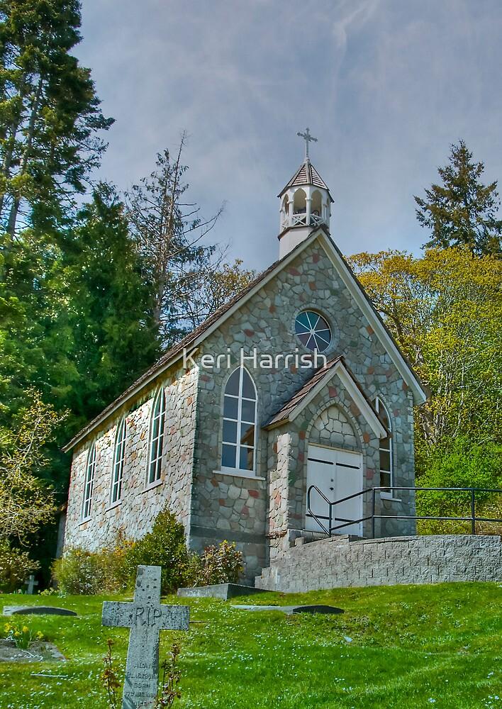 St. Paul's Church by Keri Harrish