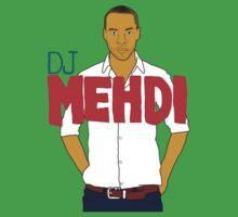 DJ Mehdi - T-Shirt by Mrlagare456