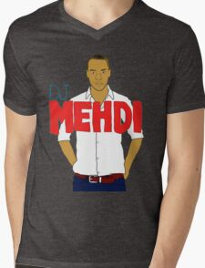 DJ Mehdi - T-Shirt Mens V-Neck T-Shirt