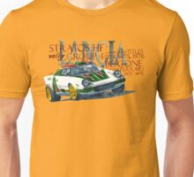 Rally Group B-Lancia Stratos Unisex T-Shirt