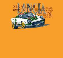 Rally Group B-Lancia Stratos Unisex T-Shirt