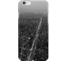 The View From Above iPhone Case/Skin
