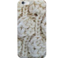 Orchard Stitch Knitting iPhone Case/Skin
