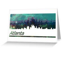 Atlanta. Greeting Card