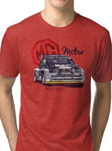 Rally Group B-MG Metro Tri-blend T-Shirt