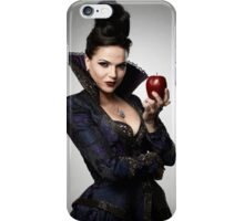 Once Upon A Time - Regina iPhone and Samsung case (also for iPad) iPhone Case/Skin