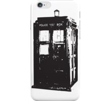 TARDIS iPhone Case/Skin