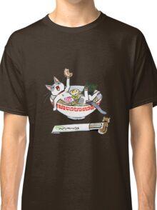 funny cat Classic T-Shirt