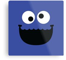 """Muppets """"Cookie Monster"""" Metal Print"""