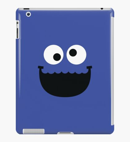 """Muppets """"Cookie Monster"""" iPad Case/Skin"""