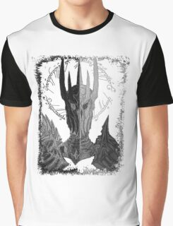 Two faces of Sauron Graphic T-Shirt