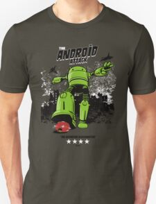 ANDROID ATTACK T-Shirt