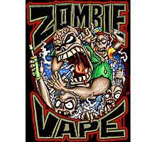 Zombie Vape Photographic Print
