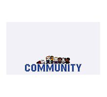 Community 8 bit by Suckitandsee17