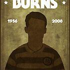 Tommy Burns by gezzamondo