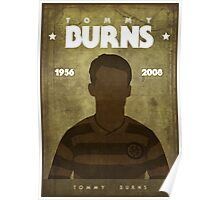 Tommy Burns Poster