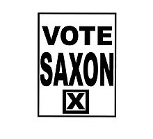 Vote Saxon by Koschei