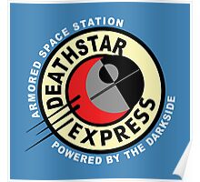 Death Star Express Poster