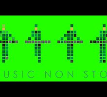 KRAFTWERK NEON    Music Non Stop by 8eye