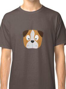 Cute Dog Face Classic T-Shirt