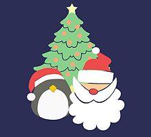 Santa & Penguin #2 by simplepaperplan
