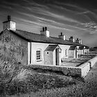 Pilot Cottages by Adrian Evans