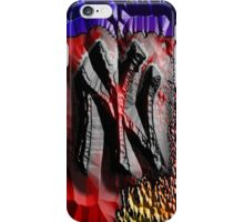 NEW YORK @ NITE iPhone Case/Skin