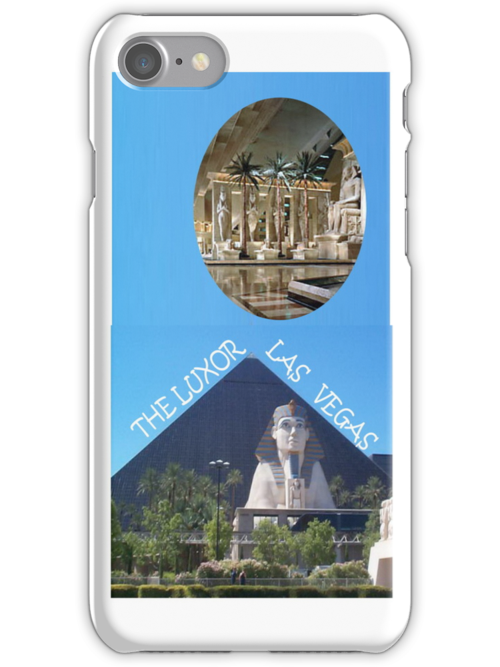 The Luxor - Las Vegas  iPhone Collection by judygal