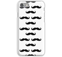 Mustaches iPhone Case/Skin