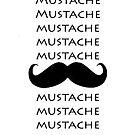 Mustache by IamJane--
