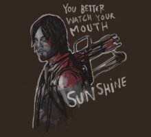 You Better Watch Your Mouth, Sunshine by Tiia Öhman