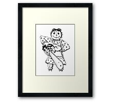 Raggedy Ann Framed Print