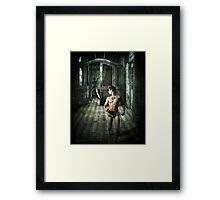 Asylum Framed Print