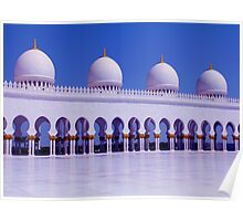 4 Domes Poster