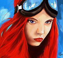 The Aviator by Richard Eijkenbroek