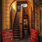 Victorian Passage by Adrian Evans