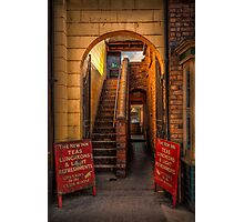 Victorian Passage Photographic Print