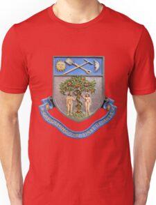 Vintage Garden of Eden Gardening Art T-Shirt Unisex T-Shirt