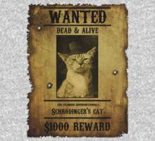 Schrodinger's Cat - Wanted Kids Clothes