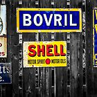 Victorian Signs by Adrian Evans
