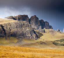 Old Man of Storr, Isle of Skye by Martin Slowey