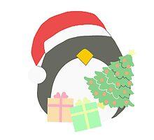 Penguin #1 by simplepaperplan