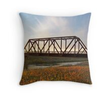 Auburn Afternoon Throw Pillow