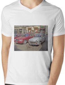Luxury and history ... Mens V-Neck T-Shirt