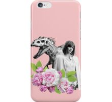 Claire // Indominus - Woman Inherits the Earth iPhone Case/Skin