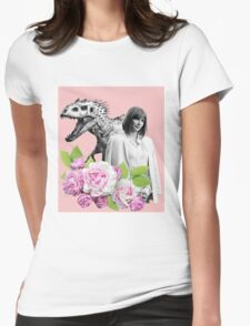 Claire // Indominus - Woman Inherits the Earth T-Shirt