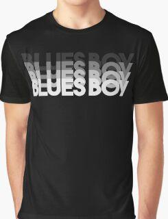 Blues Boy Graphic T-Shirt